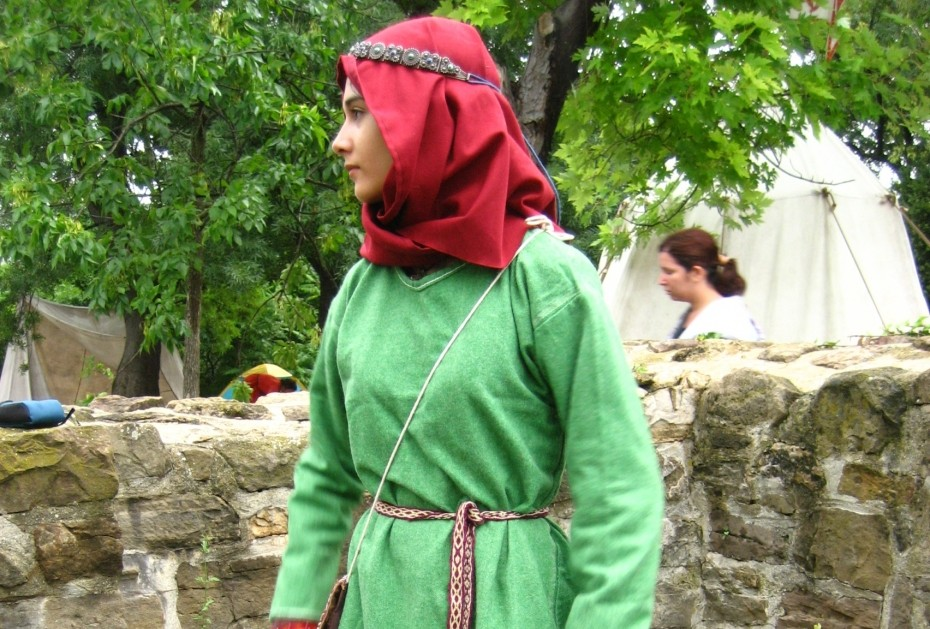 Woolen tunic