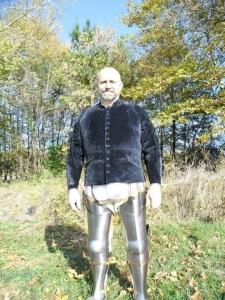 Medieval doublet