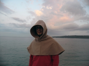 Medieval hood