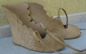 Roman calcei