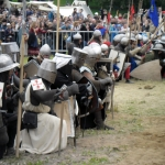 Templar contingent