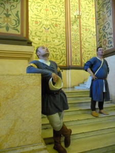 Byzantines in the Kremlin museum of archeology