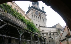 Medieval Sighisoara, Romania
