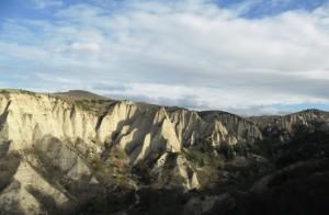 The Melnik landscape
