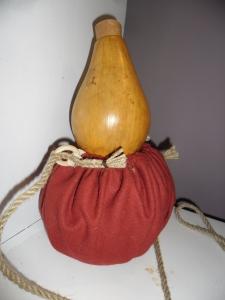 gourd canteen