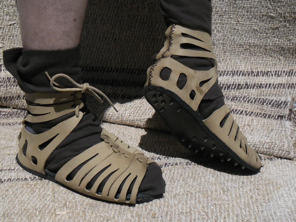 roman footwear