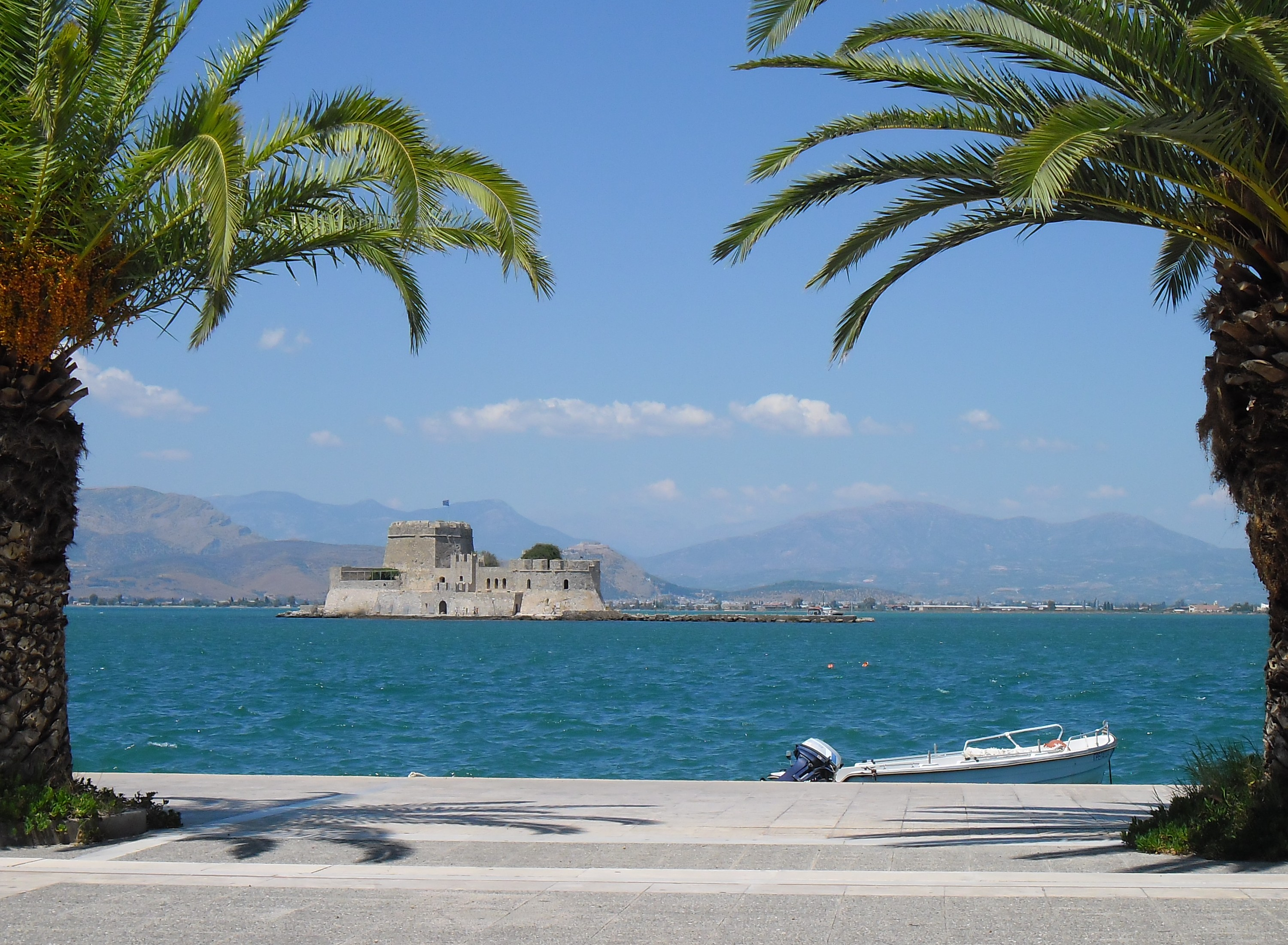 The Bourtzi, Nafplio