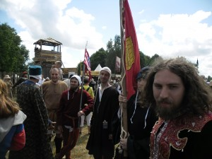 The medieval dudes from the Balkans