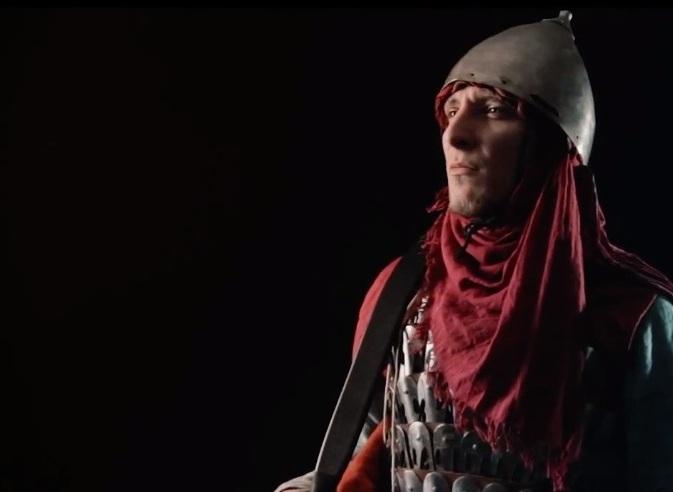 Medieval scarf 2