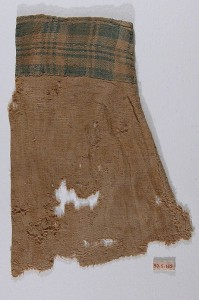 Early middle ages sleeve from the middle east.