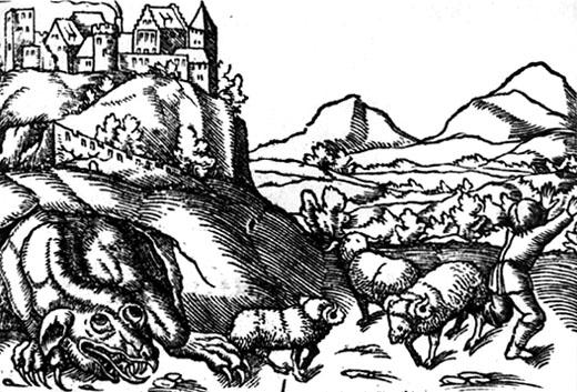 Wawel dragon medieval