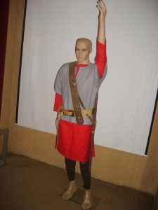 5th century roman soldier