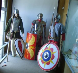 Pernik museum reconstructions