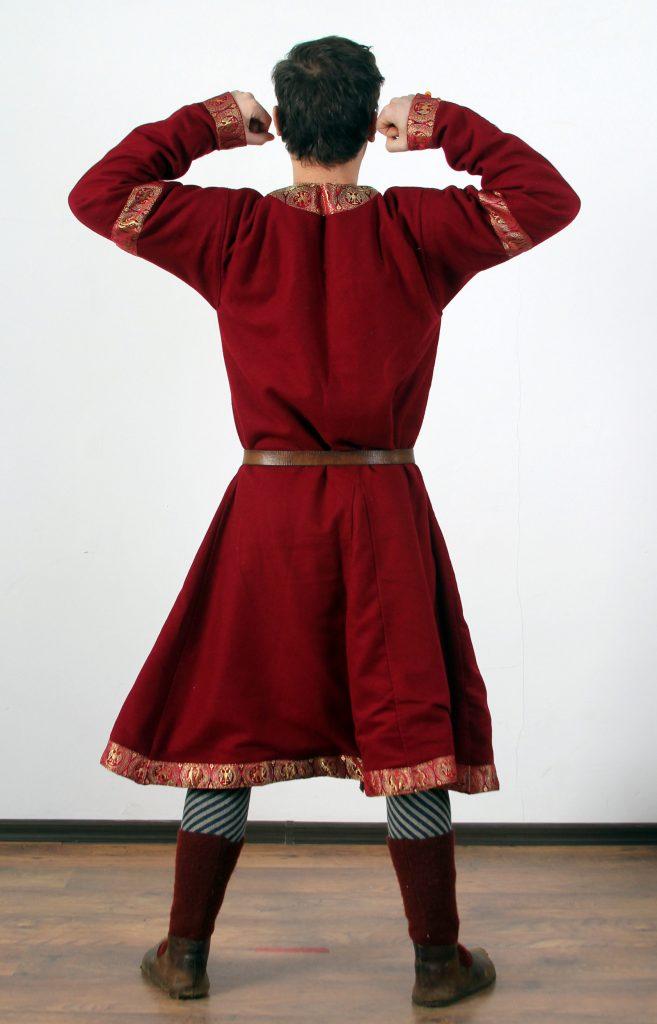 14th Century Bulgarian Nobleman's Tunic | Medievalisticals