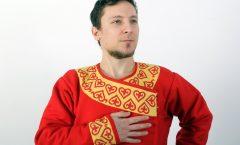 14th Century Balkan Style Padded Tunic