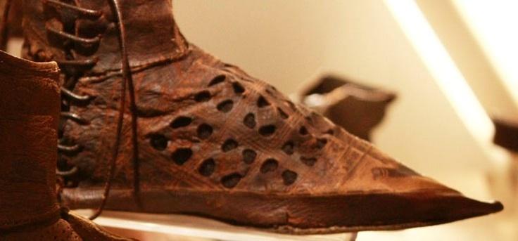 Haarlem bird shoe side