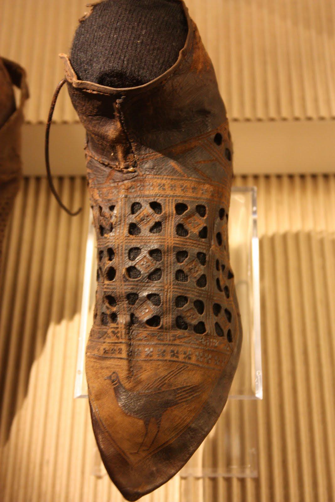 Haarlem bird shoe