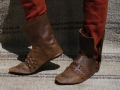 Medieval bird shoe