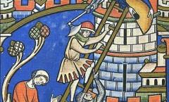 Maciejowski Gambeson - mid XIIIth century.
