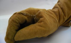 Medieval Gloves - XIIth-XIIIth Century.