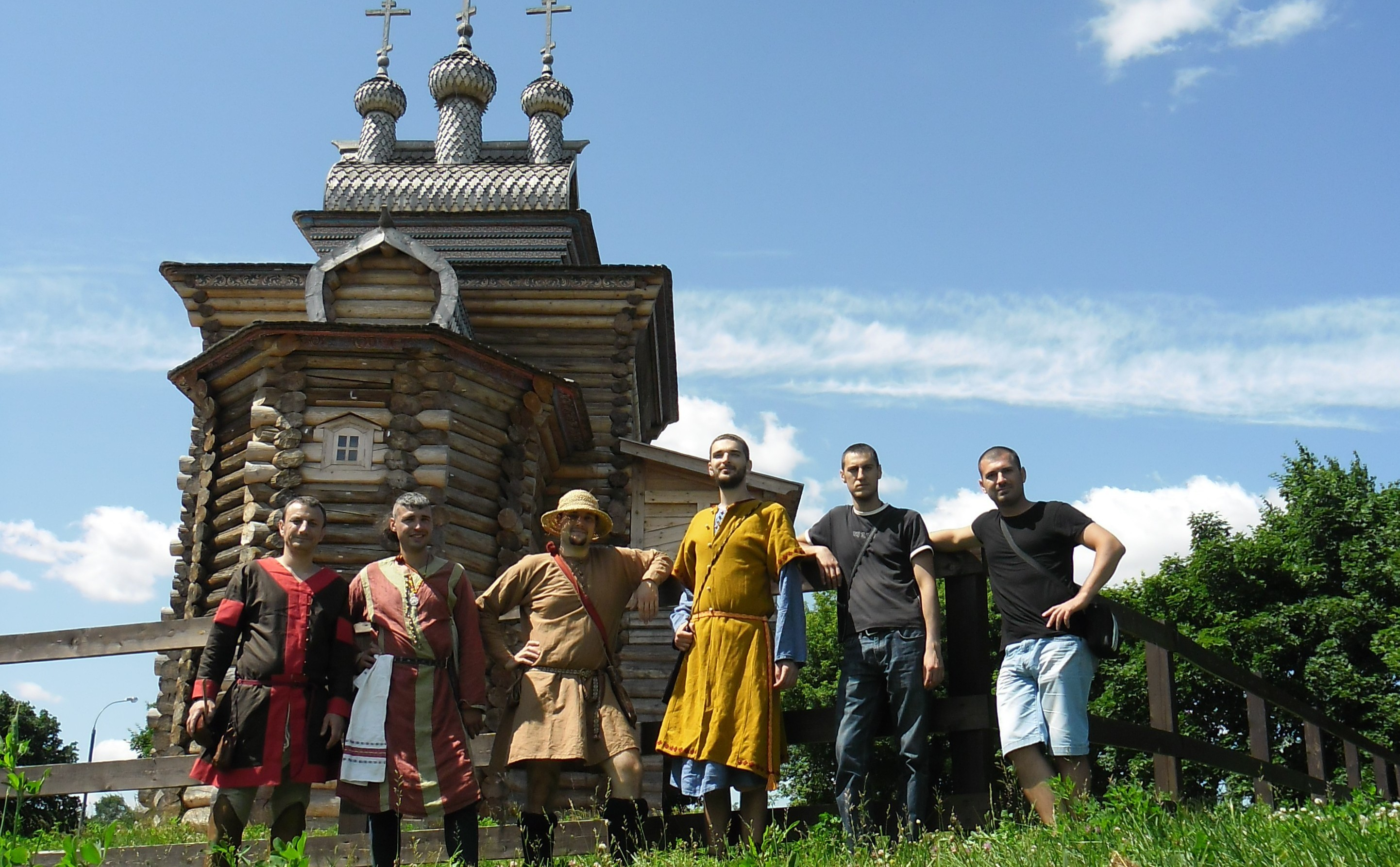 """""""Times and epochs"""" medieval festival"""