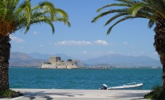 Nafplio, Greece - on the Trails of the Fourth Crusade