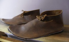 The Most Popular Medieval Shoes