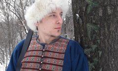 Early Medieval Russian Kaftan