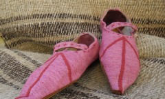 A Medieval Lady's Shoes